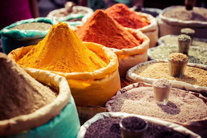 Discover Delhi Spice Market In Our Old Delhi Night Food Walk