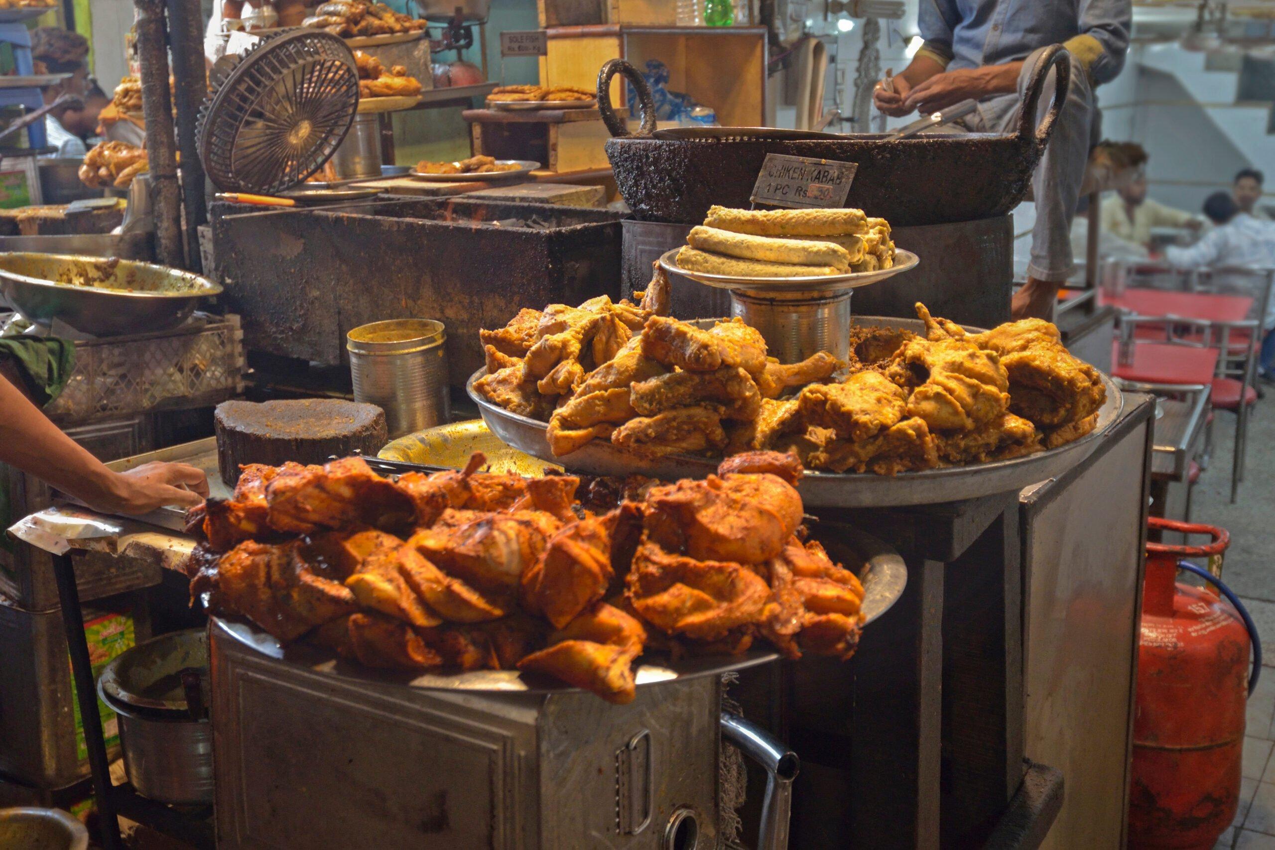 Explore Delhi Flavours In Our Breakfast Trail In Old Delhi