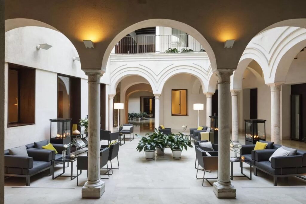 Beautiful Historical Hotel Spain