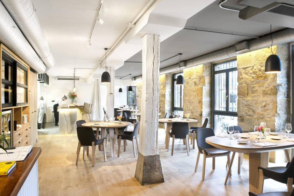 Michelin Starred Restaurant Bilbao
