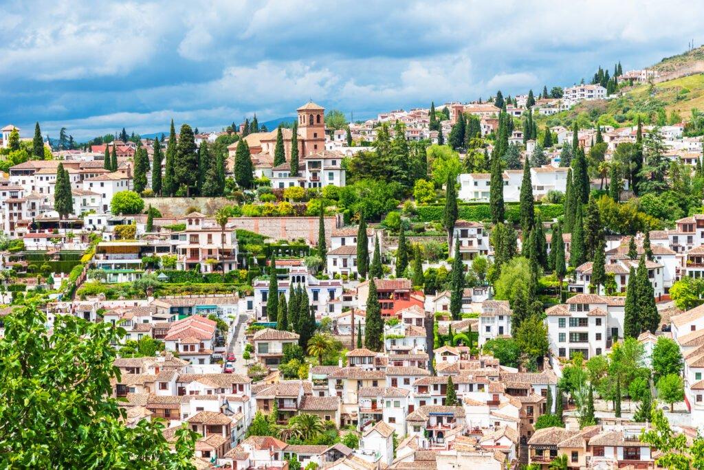 Albaicin Albayzin Arab Quarter Two Days in Granada