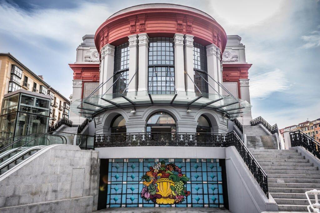 Historic Food Market Bilbao