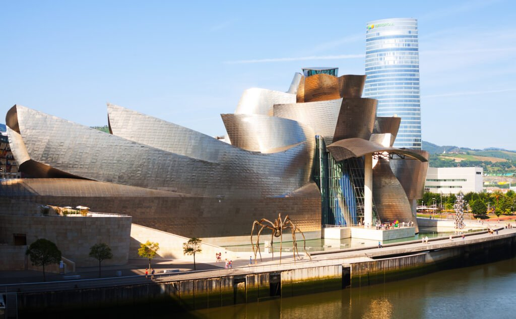 Guggenheim Museum Best Things to do Bilbao