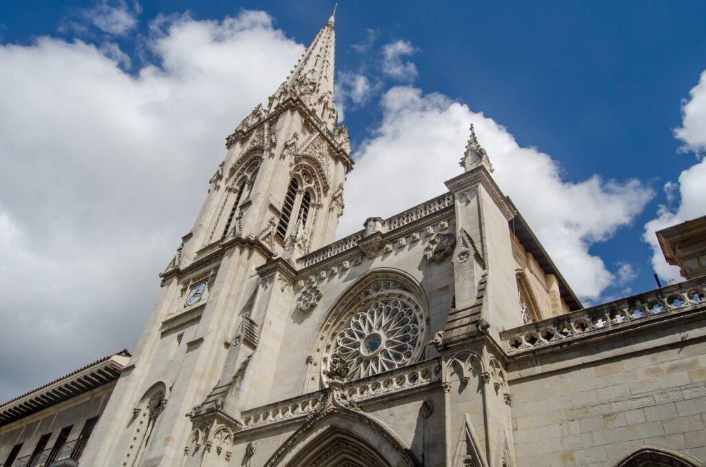 Santiago Cathedral Bilbao