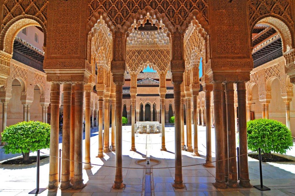 Alhambra 2 days in Granada Spain