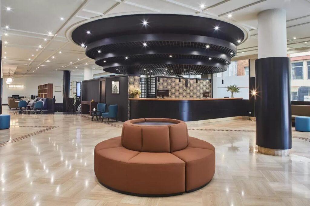 Upscale Design Hotel Spain