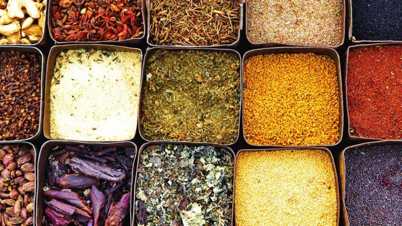 Visit Delhi Spice Market In Our Breakfast Trail In Old Delhi
