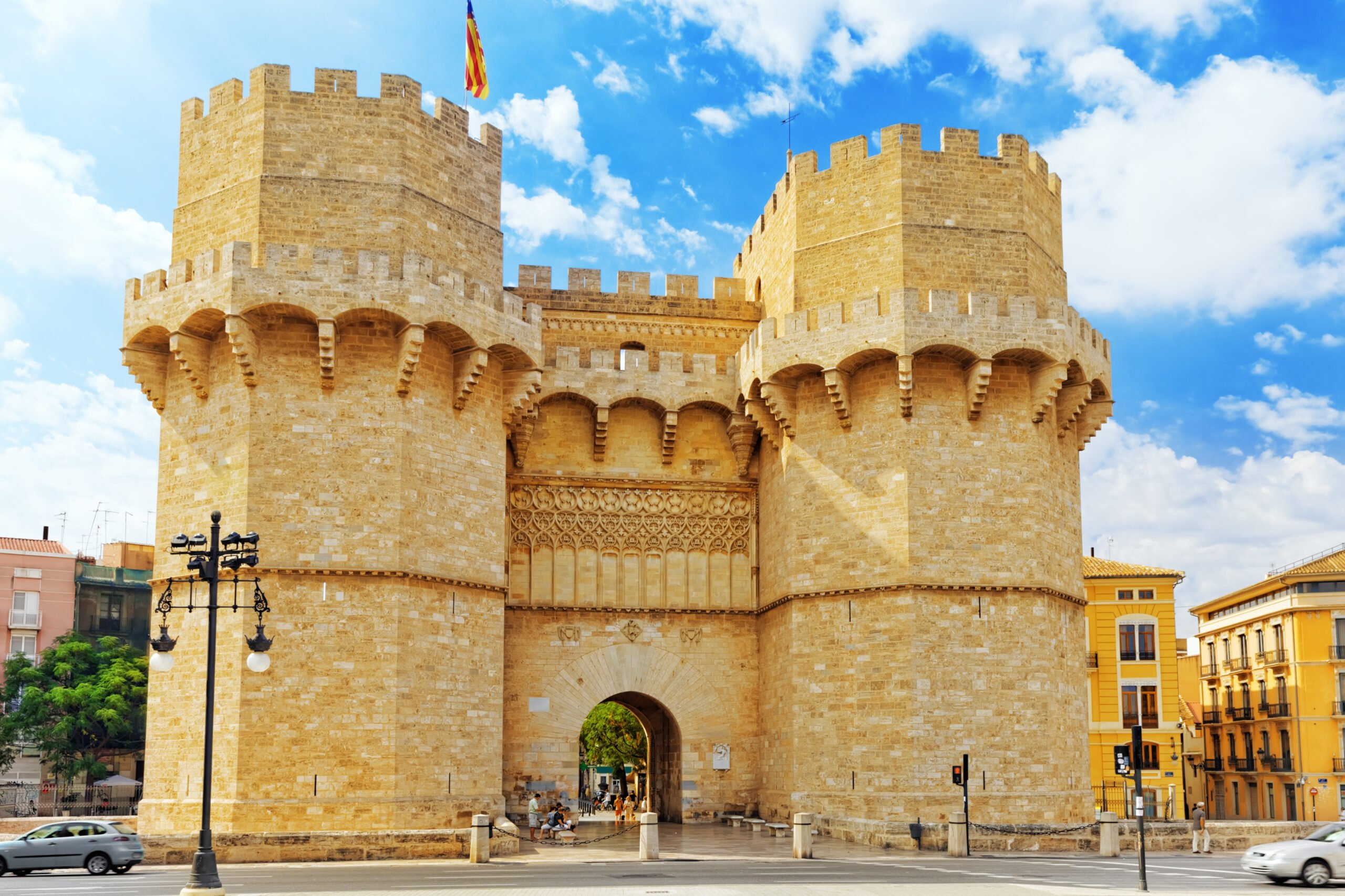 Visit The Famous Cathedral In Our Old Town Valencia Walking Tour