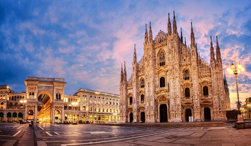 2 Days In Milan Duomo 3