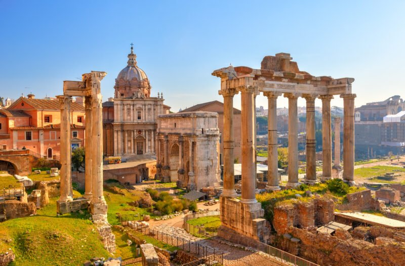 Ancient Rome & Vatican Treasure Tour 2