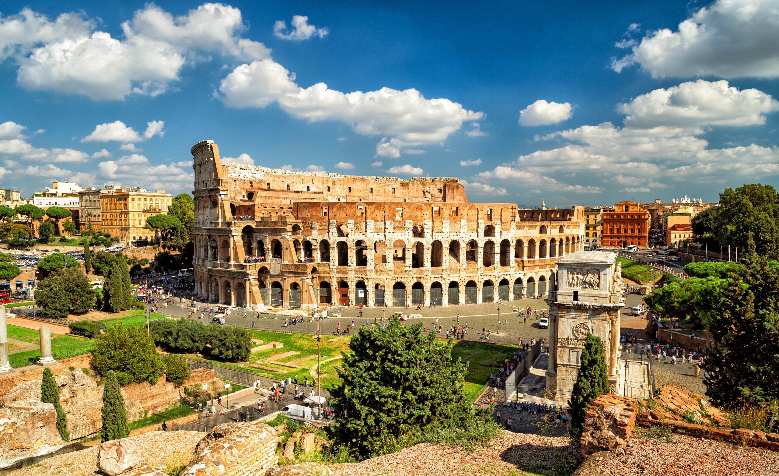 Ancient Rome & Vatican Treasure Tour