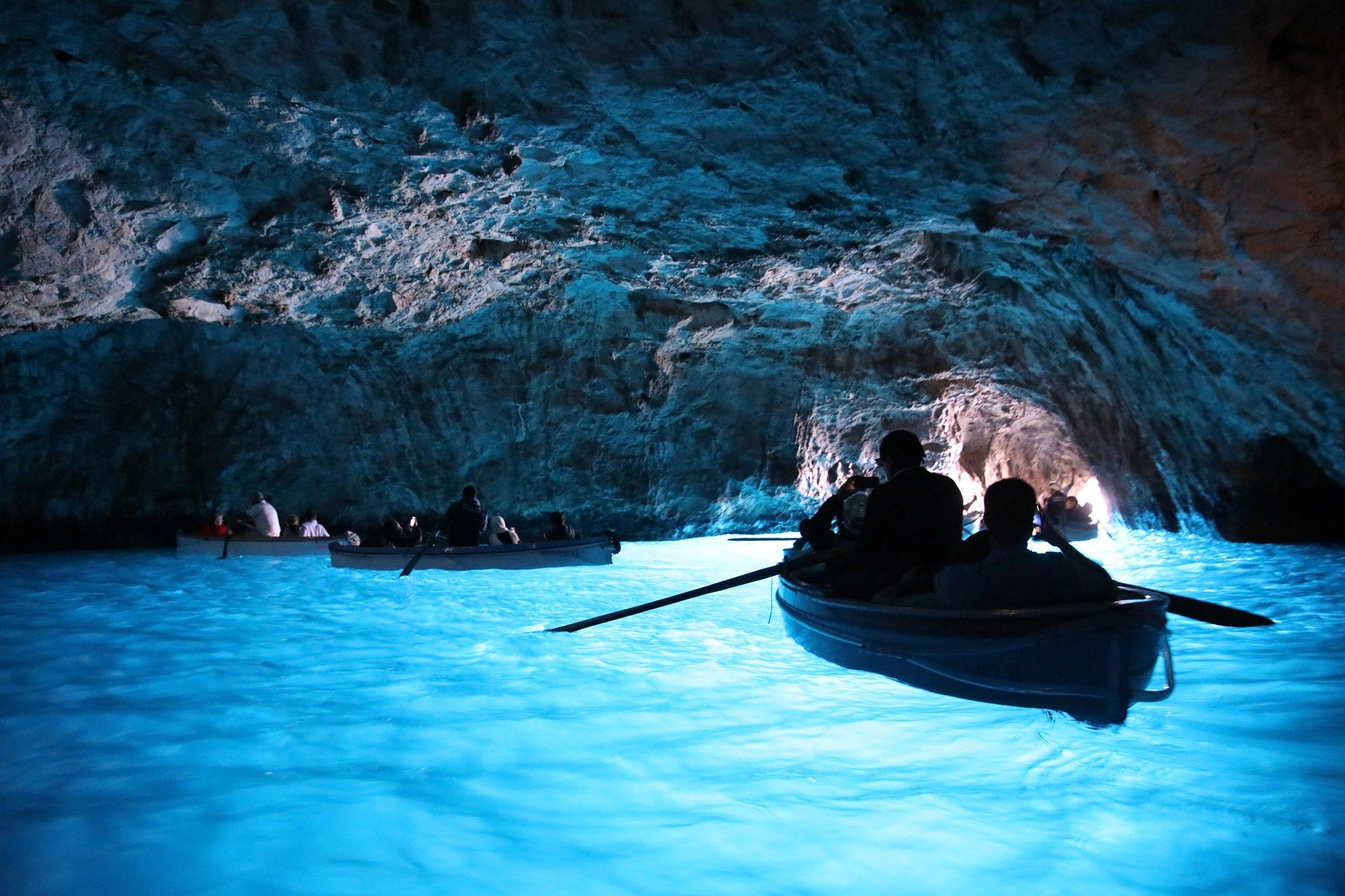 Capri Boat Tour From Sorrento-3