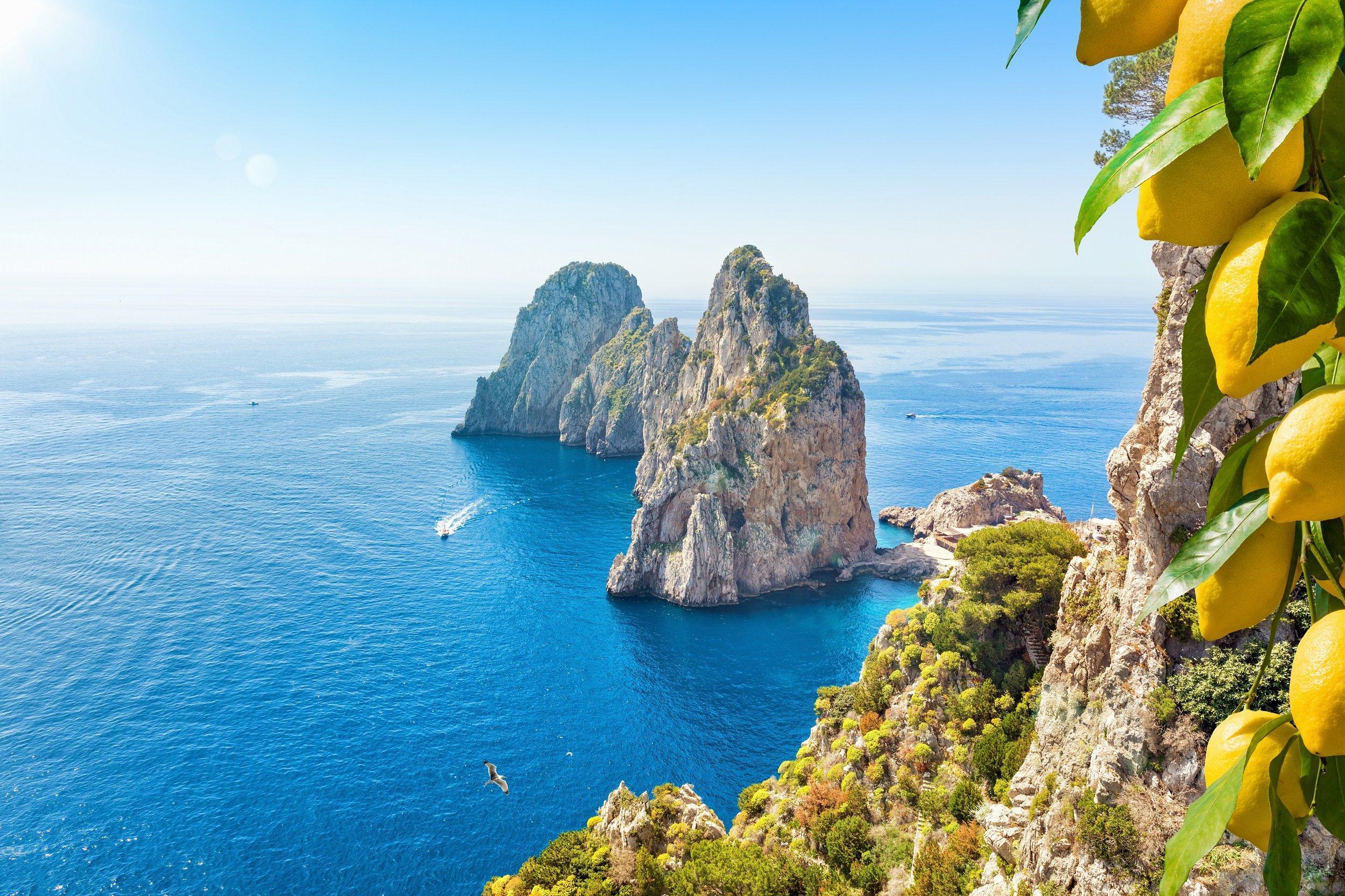 Capri Boat Tour From Sorrento_1