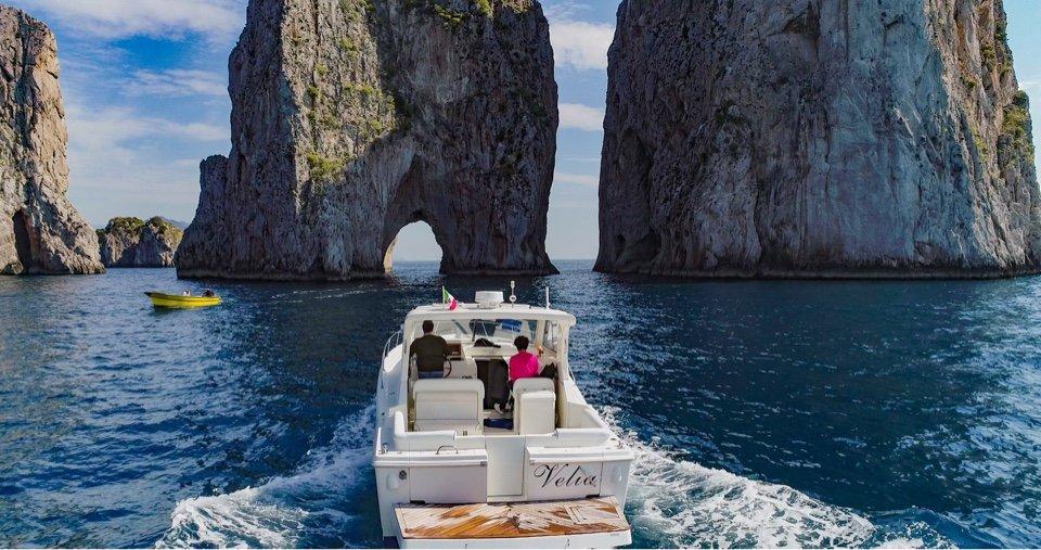 Capri Boat Tour From Sorrento_114