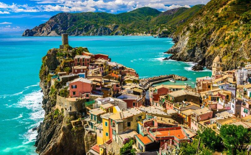 Cinque Terre Tour From Montecatini & Pisa