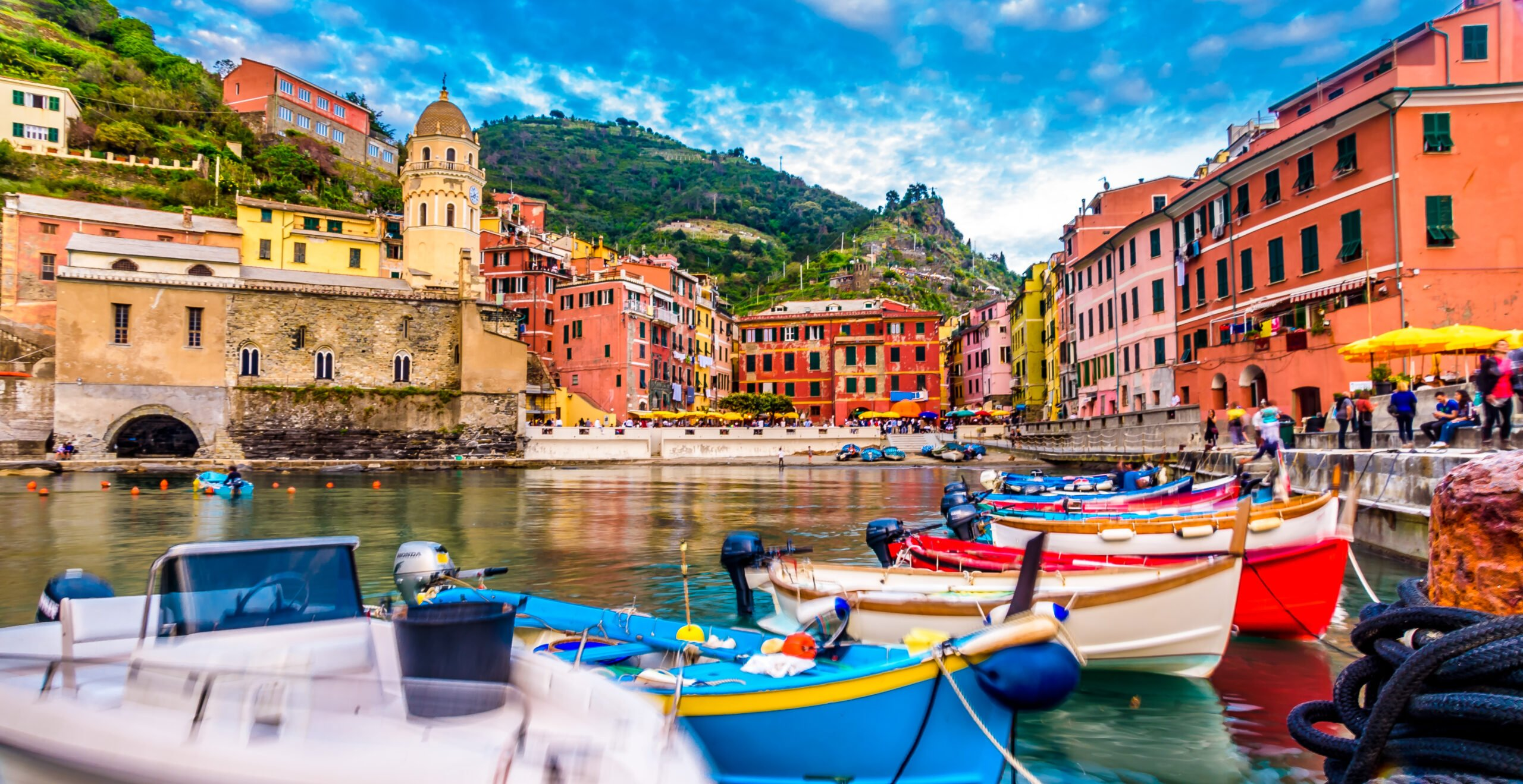 Hike Cinque Terre On Our Alternative Florence & Tuscany 6 Day Tour Package