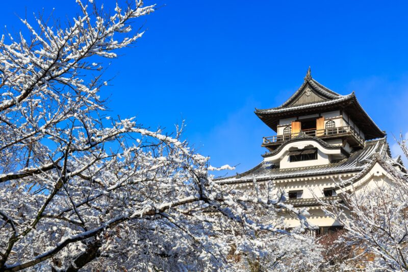 Discover The Famous Inuyama Castle On The 10 Day Samurai Experience Package Tour