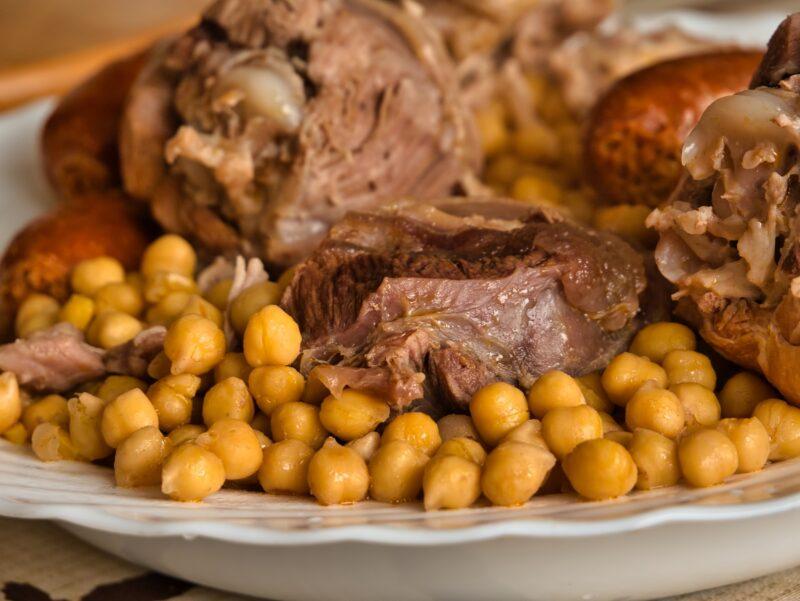 Eat Traditional Cocido On The Monastery Of Santo Toribio & San Sebastián De Garabandal Pilgrimage Tour From Santander, Torrelavega & Unquera
