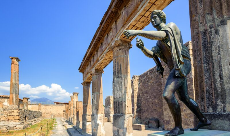 Exclusive Insider Pompeii Archaeology Tour