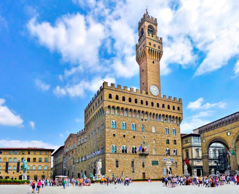 Florence Accademia Gallery & Uffizi Gallery Tour_109_3