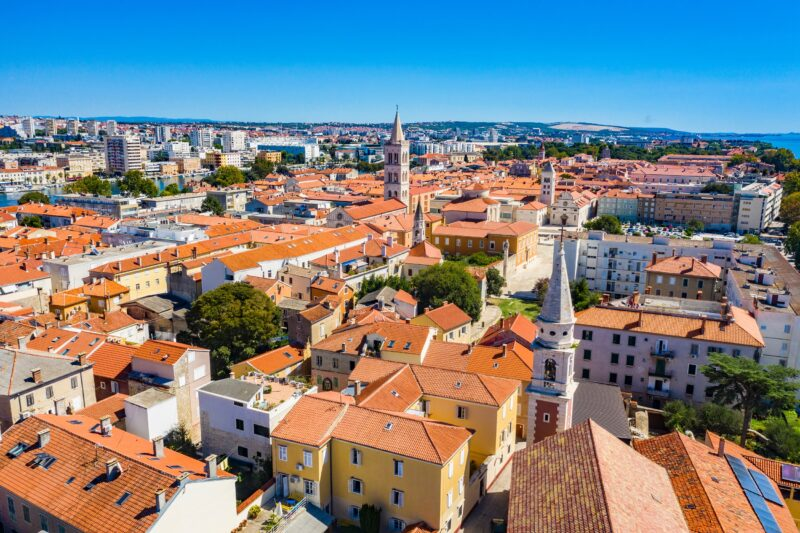 Join Ou Insider Zadar City Tour