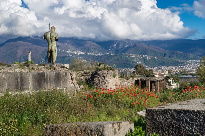 Join Our Ancient Pompeii & 2 Vesuvian Wineries Tour From Pompeii