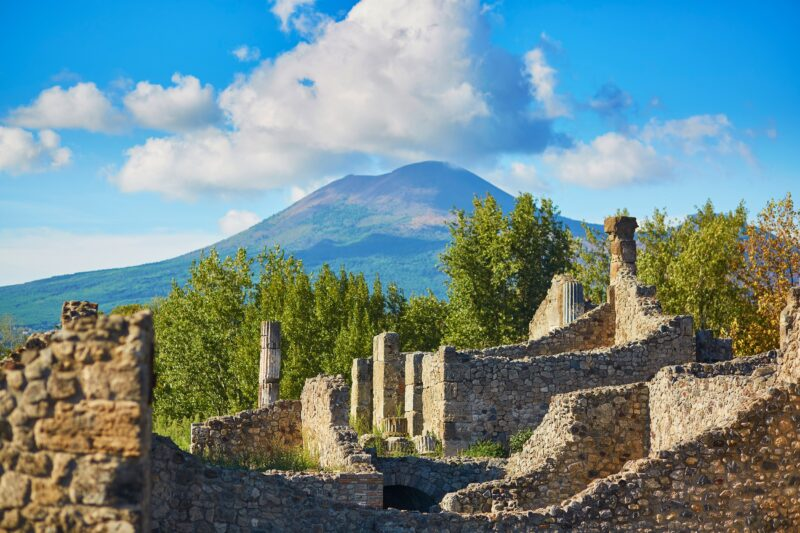 Join Our Ancient Pompeii And Horseback Riding On Mount Vesuvius From Pompeii