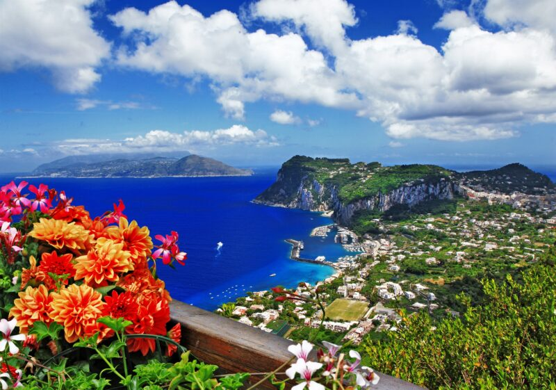 Join Our Capri Boat Tour From Sorrento