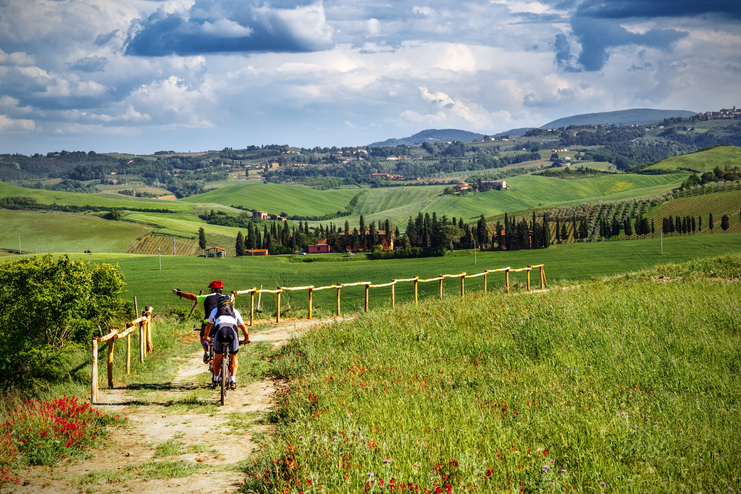 Join Our Chianti E-bike Tour From Our Siena 5 Day City Break Tour Package