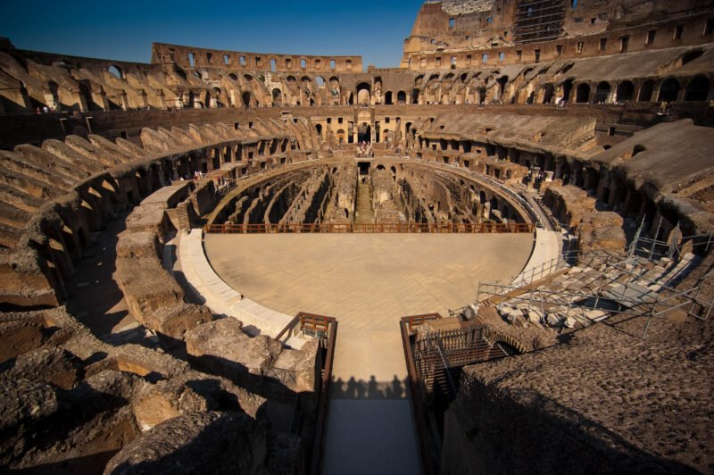 Join Our Colosseum Arena Floor & Prison Of St. Peter Tour In Rome_110_6