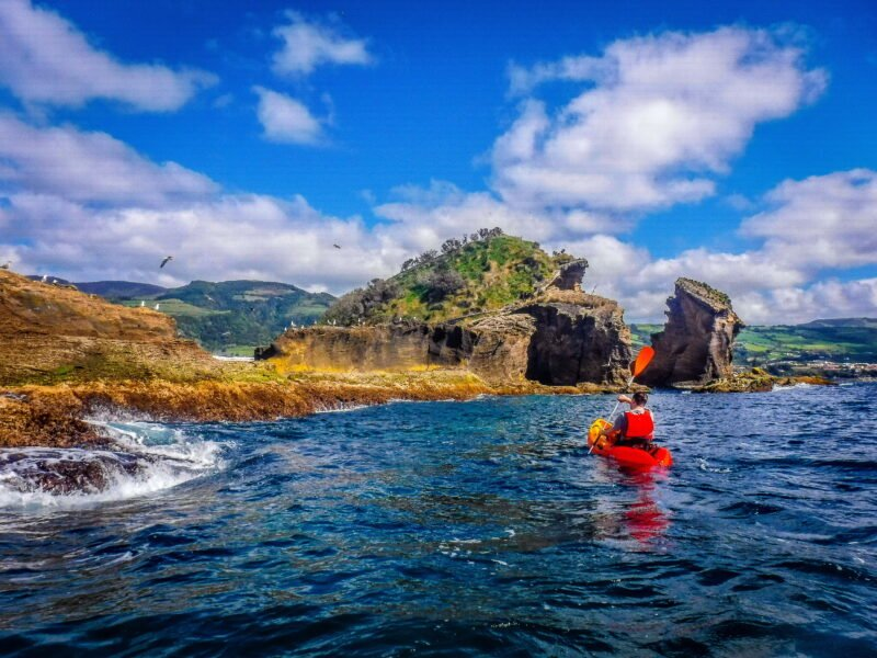 Join Our Kayaking In Vila Franca Do Campo, São Miguel - Azores_108