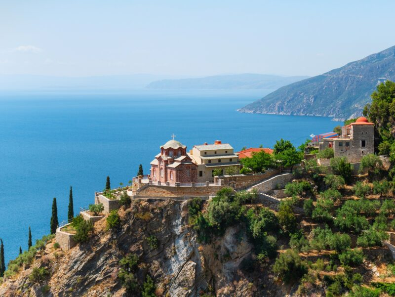 Join Our Mount Athos Tour And Cruise From Thessaloniki