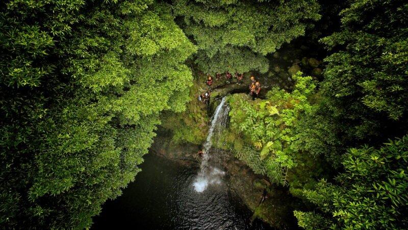 Join Our Ribeira Da Salga Canyoning Tour From Ponta Delgada_108