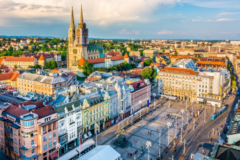 Join The Insider Zagreb City Tour On Our 13 Day Secrets Of Croatia Tour Package