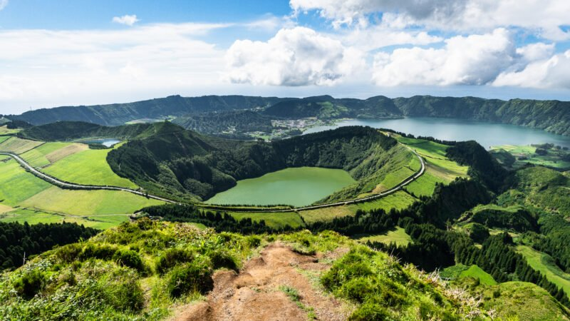 Join The Lagoa Do Fogo Hiking Tour From Ponta Delgada