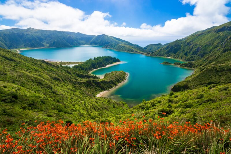 Join The Lagoa Do Fogo Jeep Tour From Ponta Delgada