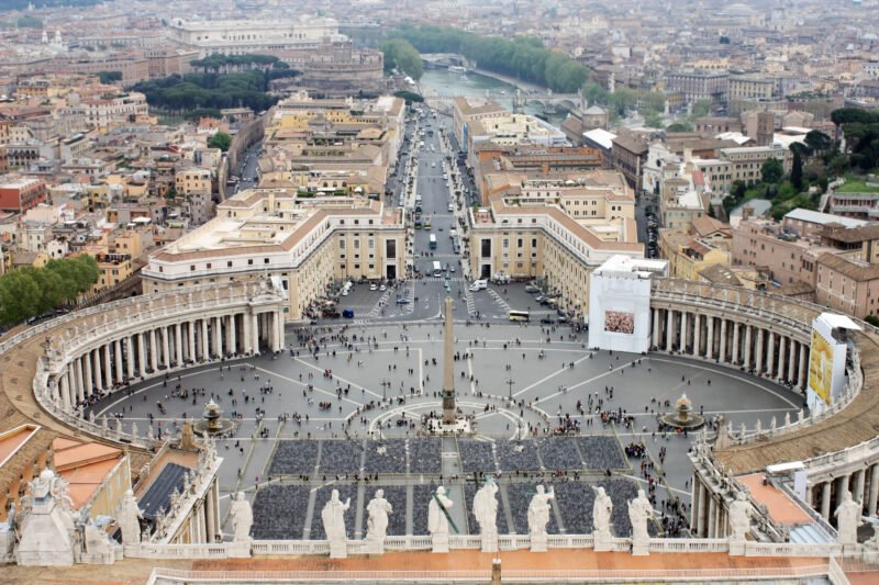 Join The Vatican Dome Climb & Street Food Walking Tour In Rome_110