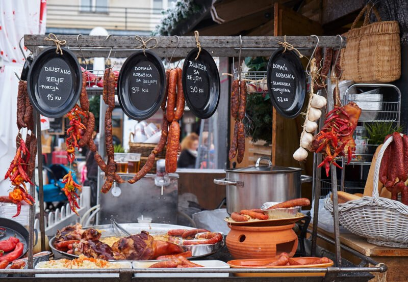 Join The Zagreb Food Tour