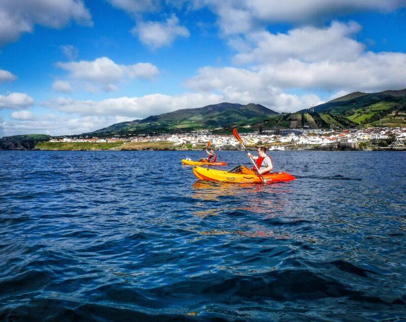 Kayaking In Vila Franca Do Campo, São Miguel - Azores_108_2