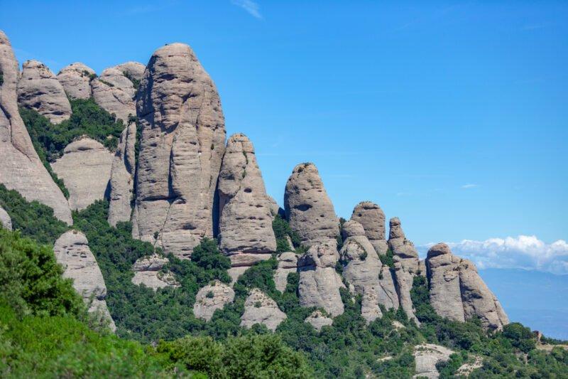 Montserrat Tapas Wine Tour From Barcelona