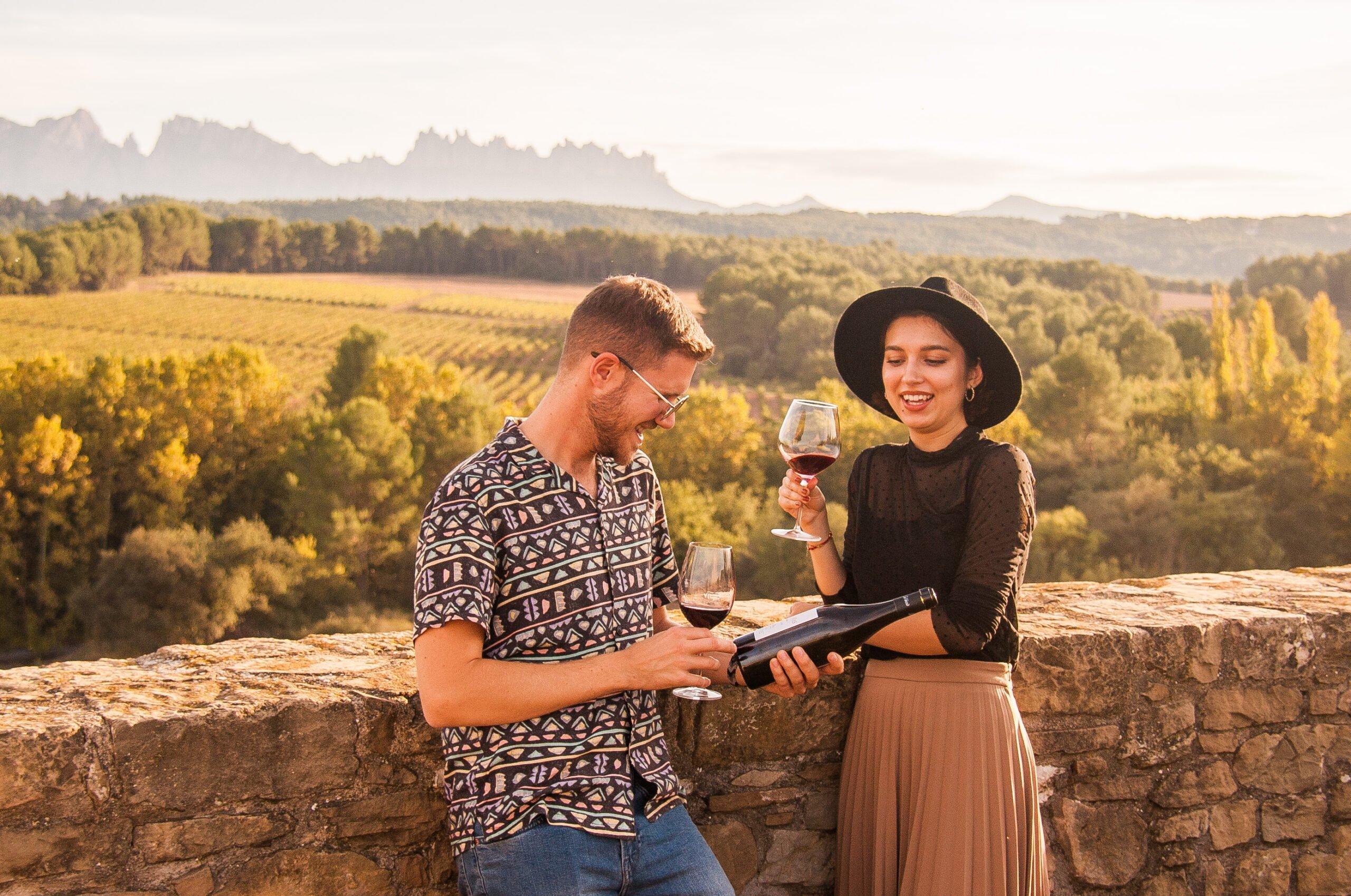Montserrat, Tapas & Wine Tour With Cogwheel Train Ride From Barcelona_113_4