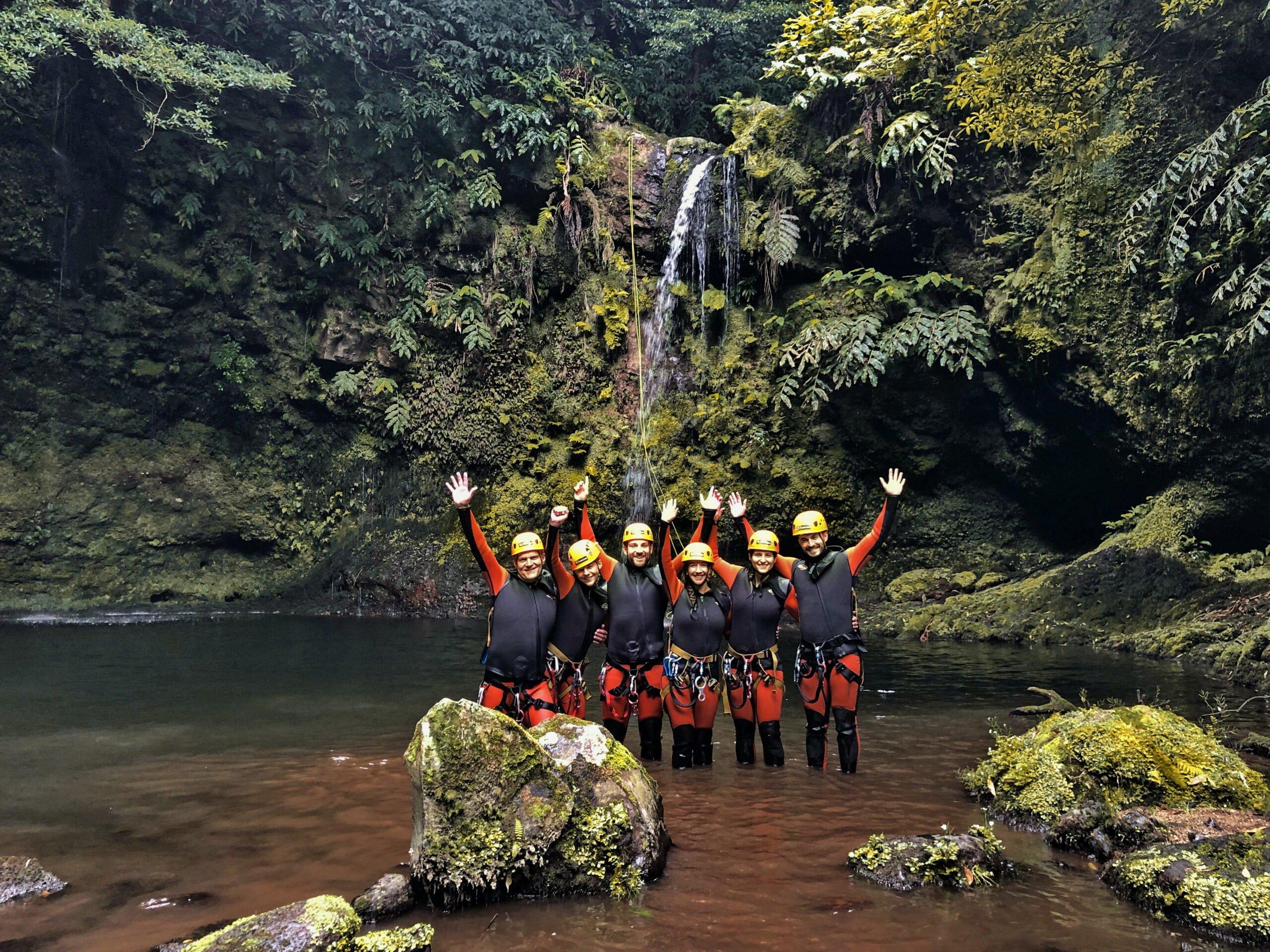 Ribeira Da Salga Canyoning Tour From Ponta Delgada_108_4