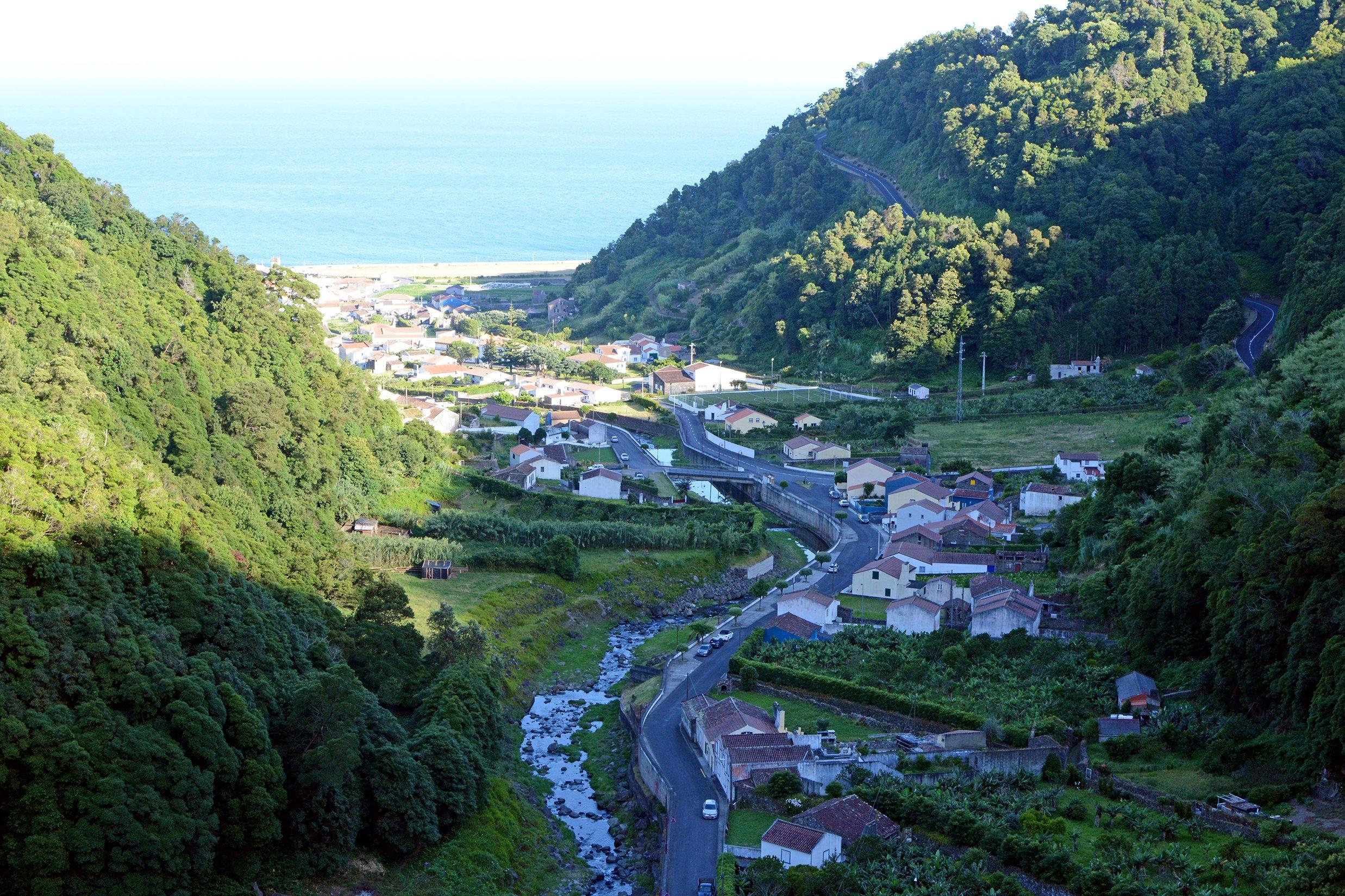 Salto Do Prego - Sanguinho Hiking Tour From Ponta Delgada_4