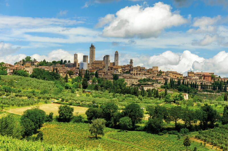 San Gimignano, Chianti, Siena & Monteriggioni Tour _109_5