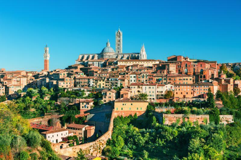 Insider Siena City Tour
