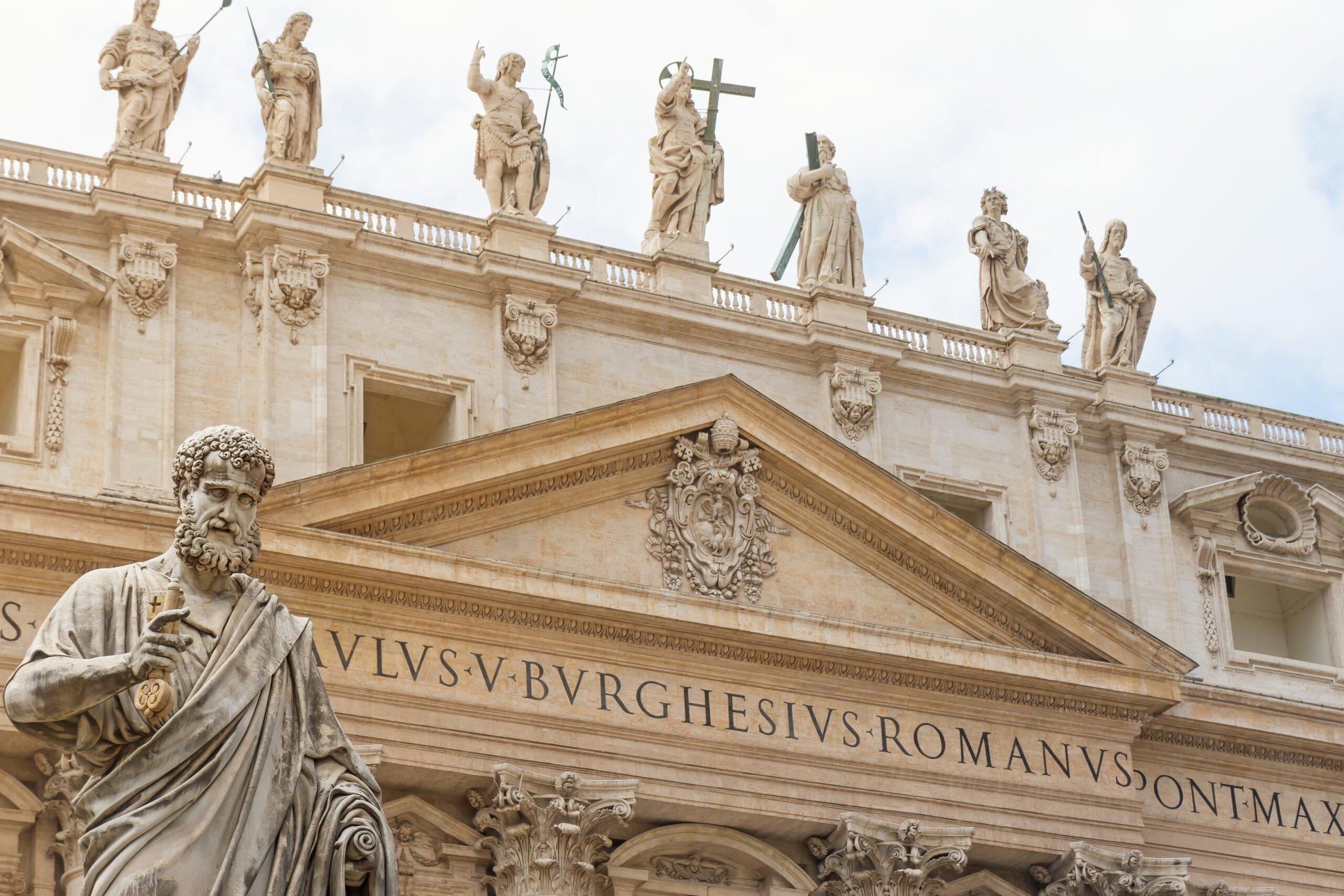 St. Peter's Dome Climb, Basilica & Vatacombs Tour_110