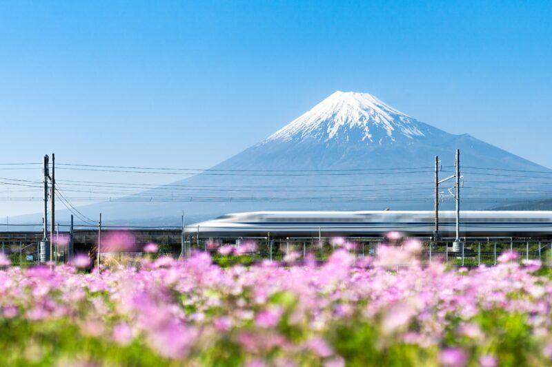 Take The Shinkansen Train To Nagoya