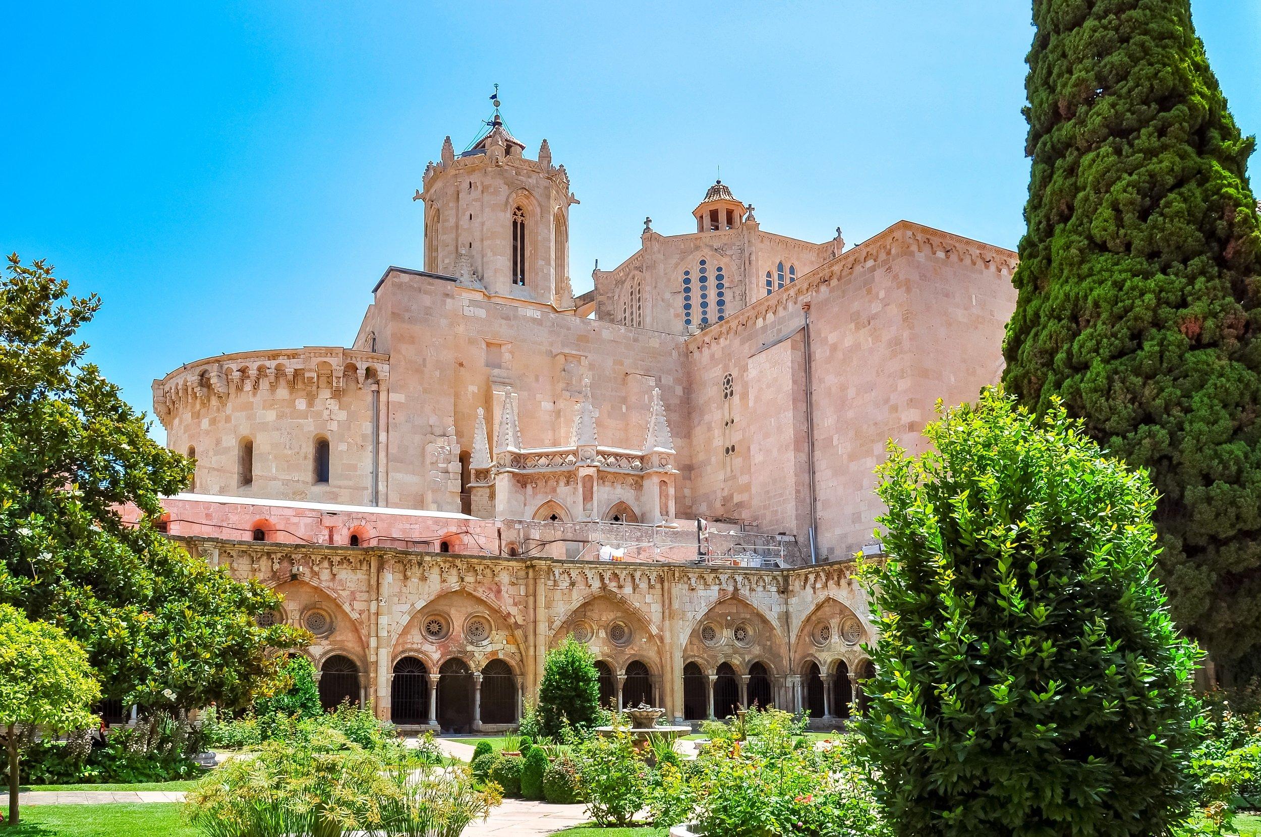 Tarragona,cathedral,(catedral,de,tarragona),,spain