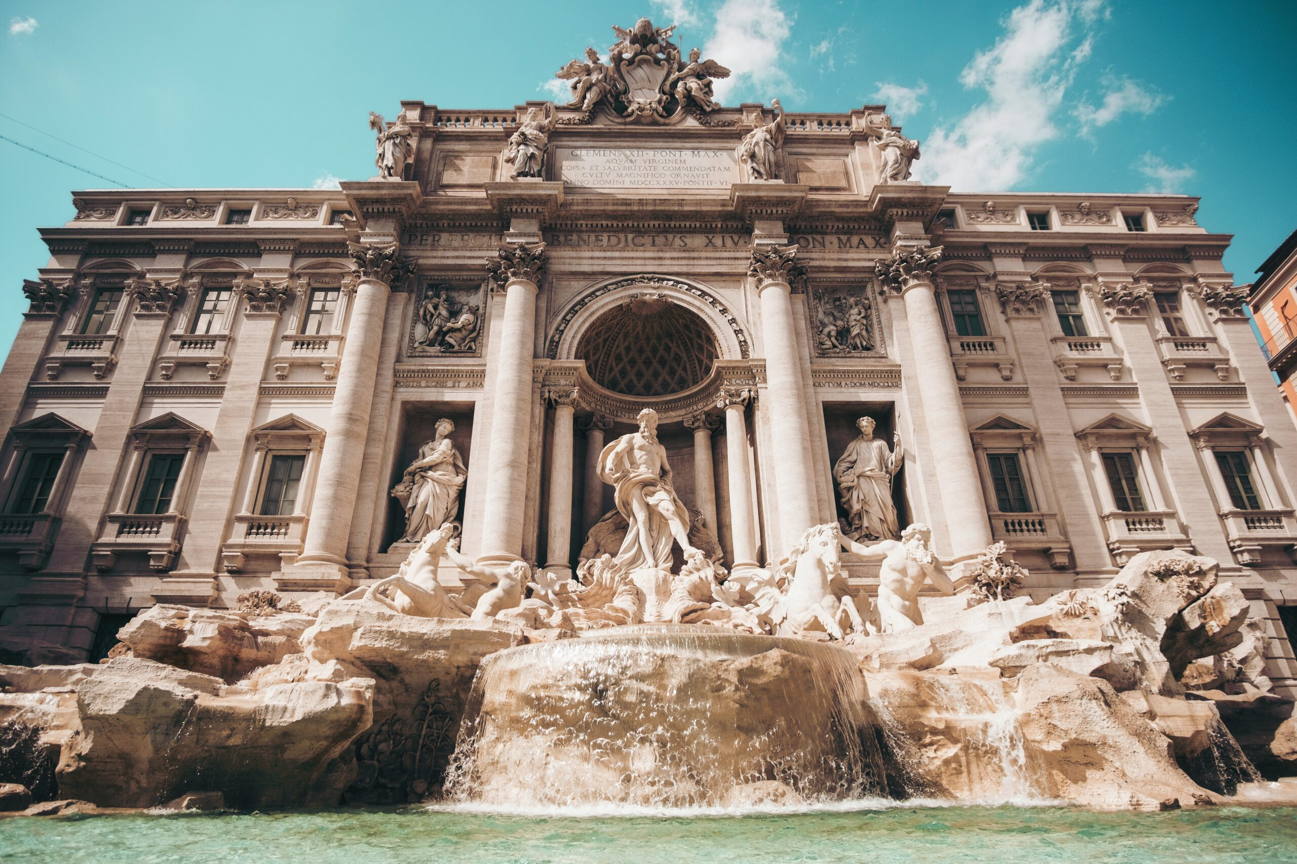 Trevi Fountain Where To Stay In Rome