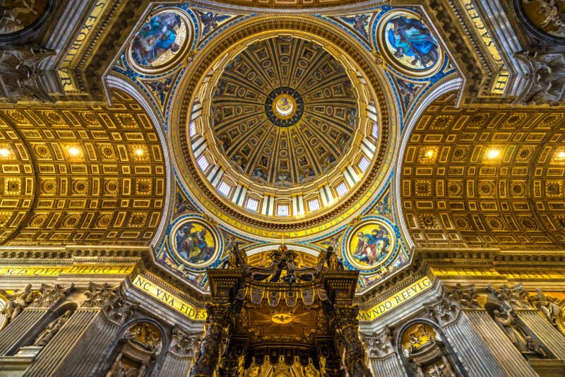 Vatican Dome Climb & Street Food Walking Tour In Rome_110_6